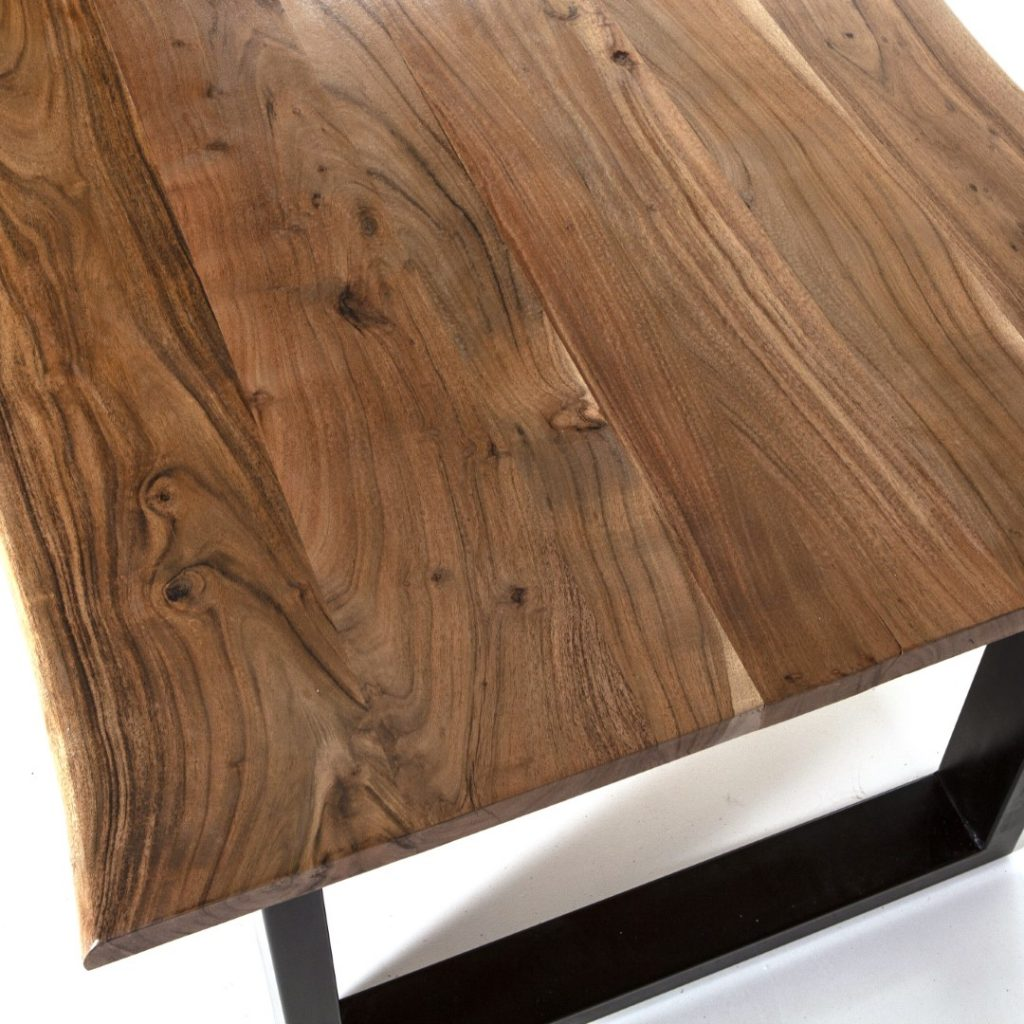 Boomstamtafel Acacia hout